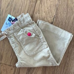 Baby Gap corduroy pants. New with tags!